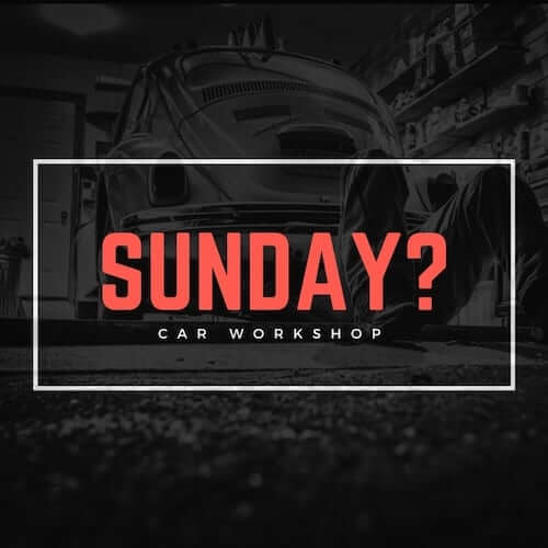 Is There A Car Workshop in Singapore that Opens on Sunday?