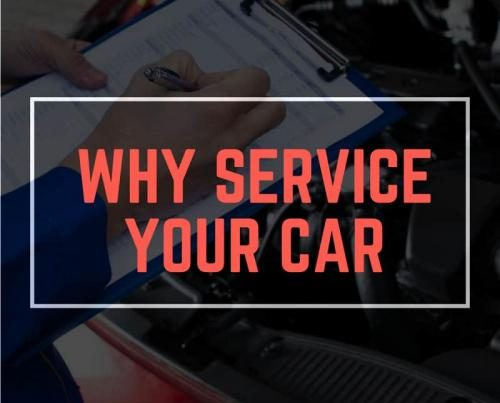 why service your car