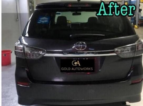 After Service Car goldautoworks