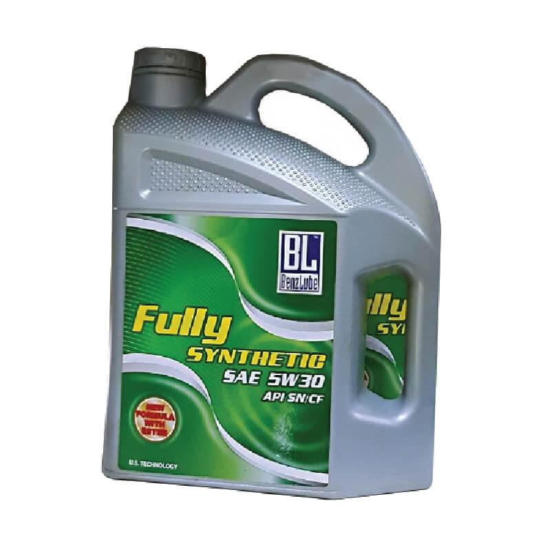 Oil fully