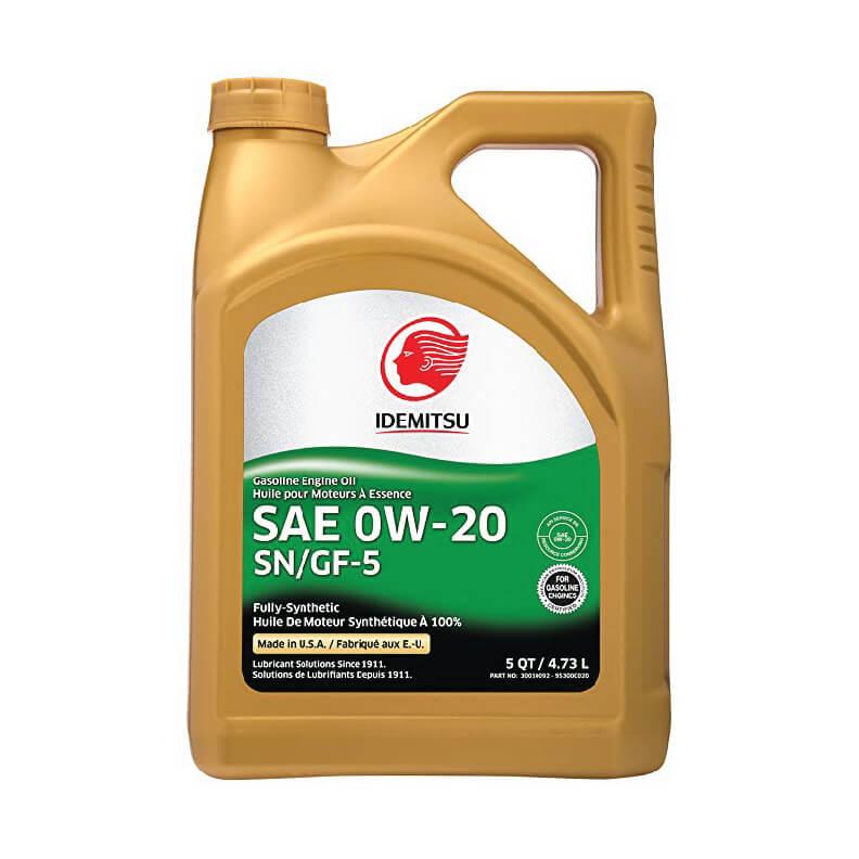 Oil SAE OW-20