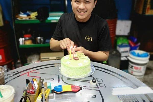 Happy Birthday team goldautoworks