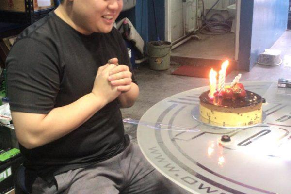 Happy Birthday team goldautoworks 3