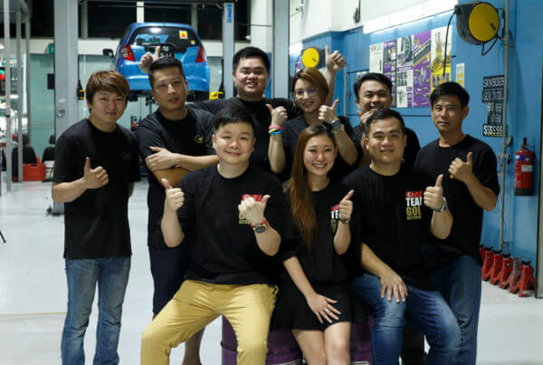 Reliable Car Workshop Team In Singapore
