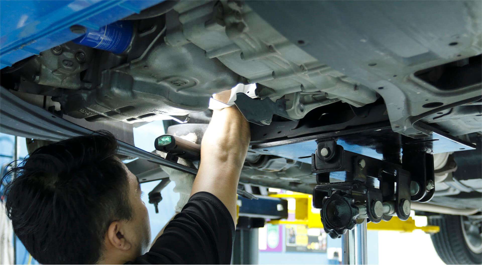 Car Servicing Package Singapore