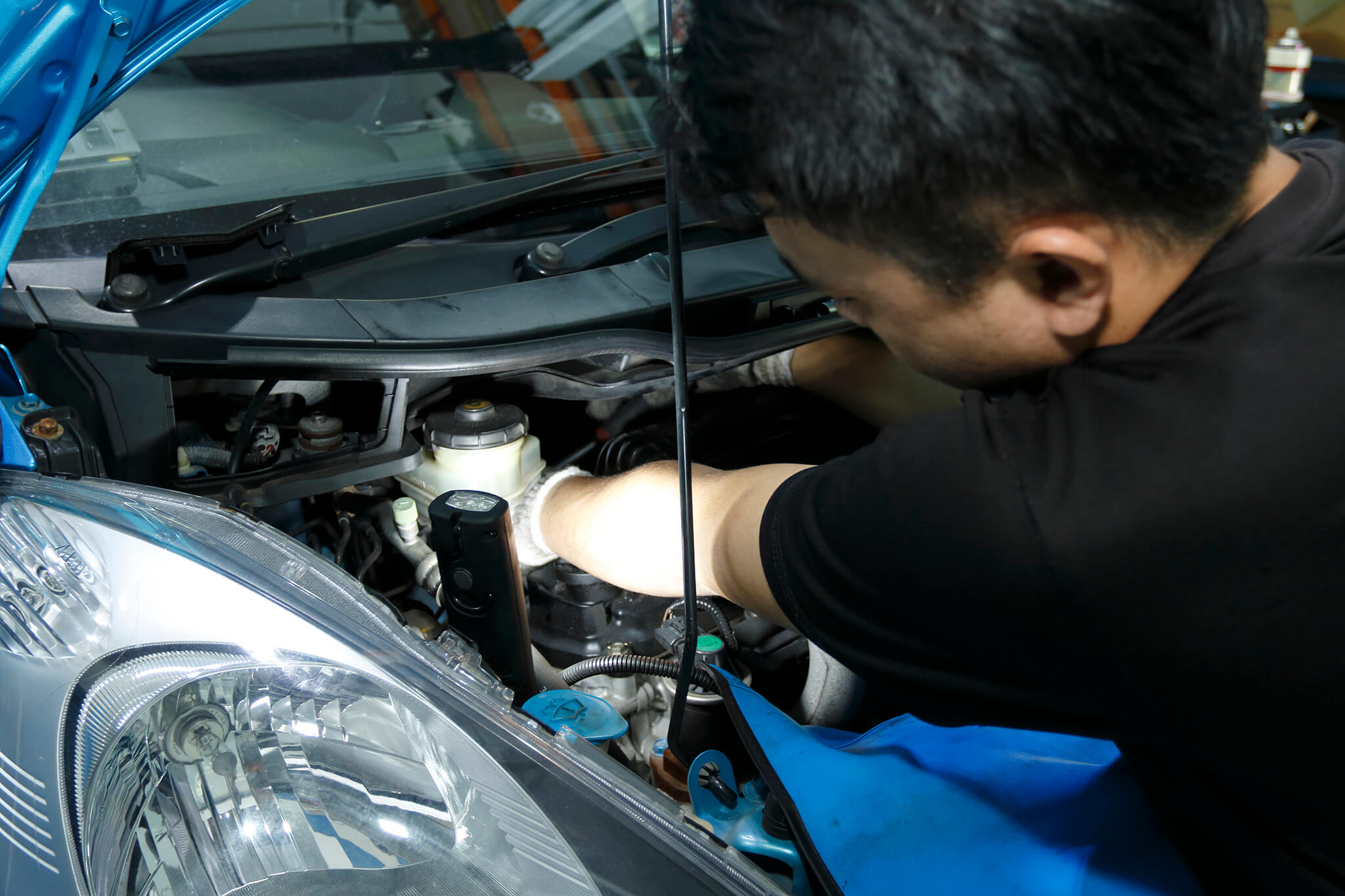 Pre Purchase Car Inspection In Singapore