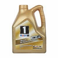 Mobil1 Oil