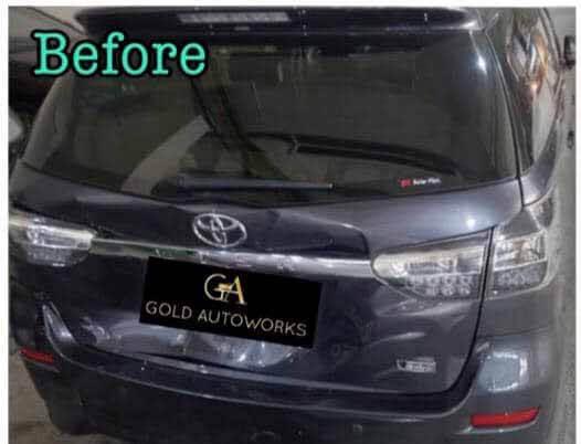 car repair workshop singapore
