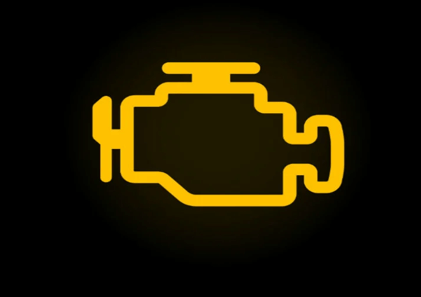 ENGINE WARNING CAR