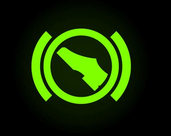 AUTOMATIC SHIFT LOCK OR ENGINE START INDICATOR