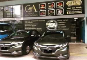 Car Valet Service by Gold Autoworks