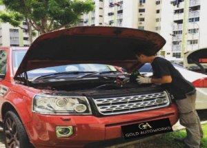 FREE Car valet service