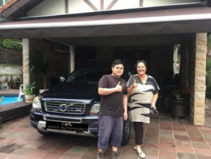 customer car services singapore
