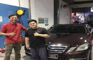 customer cars servicing