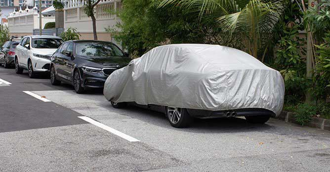 car cover in singapore