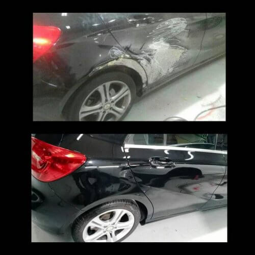 Car Spray Paint Service from Gold Autoworks
